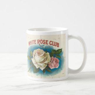 Taza de cerámica de los rosas del dúo