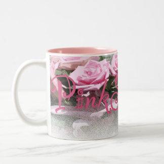 Taza de cerámica de PinkSisters