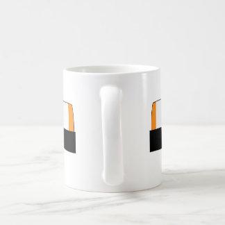 Taza de cerámica del metro del magnesio
