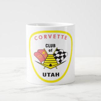 Taza de cerámica enorme taza jumbo