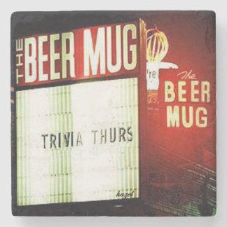 Taza de cerveza, Buckhead, Atlanta, prácticos de Posavasos De Piedra
