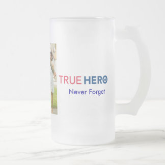 Taza de cerveza de cristal de las tropas