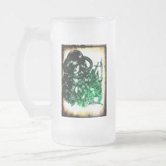 Taza de cerveza de Eve