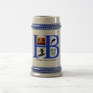 Taza de cerveza de la HB