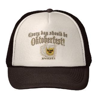 Taza de cerveza de Oktoberfest Gorro