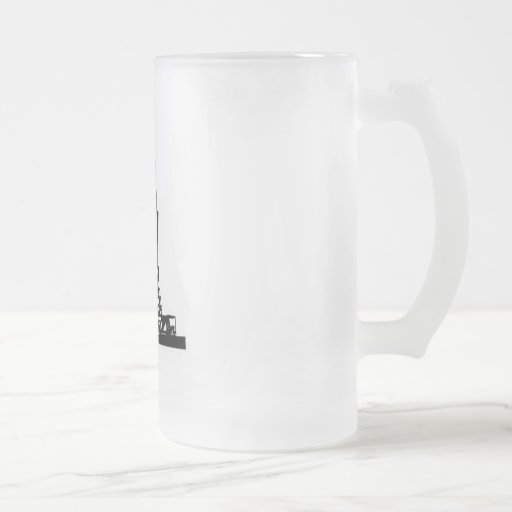 Taza de cerveza de Pumpjack