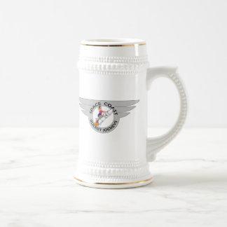 Taza de cerveza de SCRJ