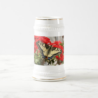 Taza de cerveza de Swallowtail del anís