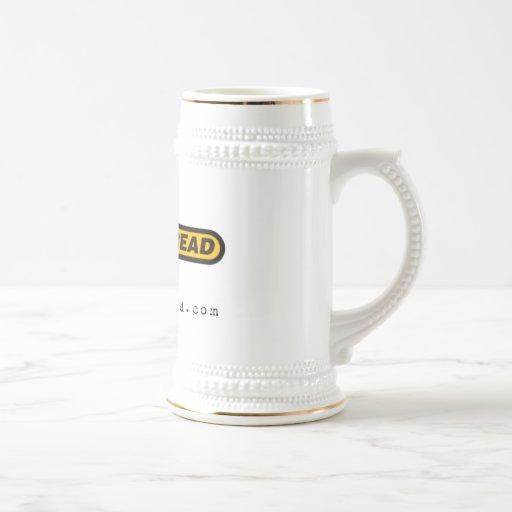 Taza de cerveza del pavor de Dred I