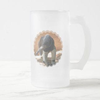 Taza de cerveza helada Anteater