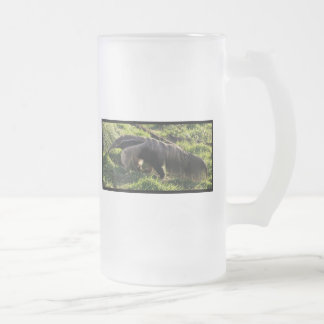 Taza de cerveza helada del Anteater gigante