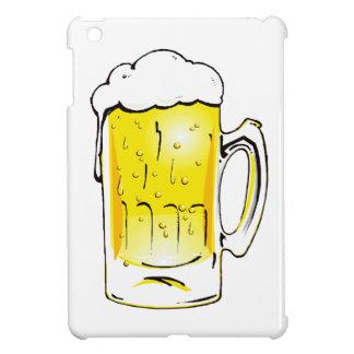 Taza de cerveza - mini cubierta del iPad espumoso  iPad Mini Cárcasa
