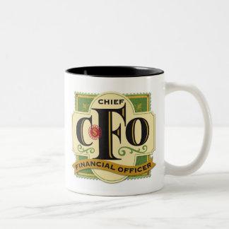 """Taza de """"CFO"""""""