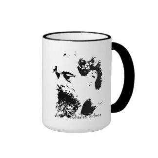 Taza de Charles Dickens