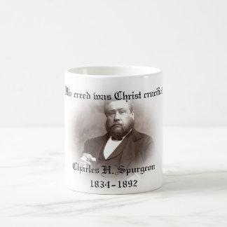 Taza de Charles Haddon Spurgeon