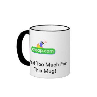 taza de Cheap.com
