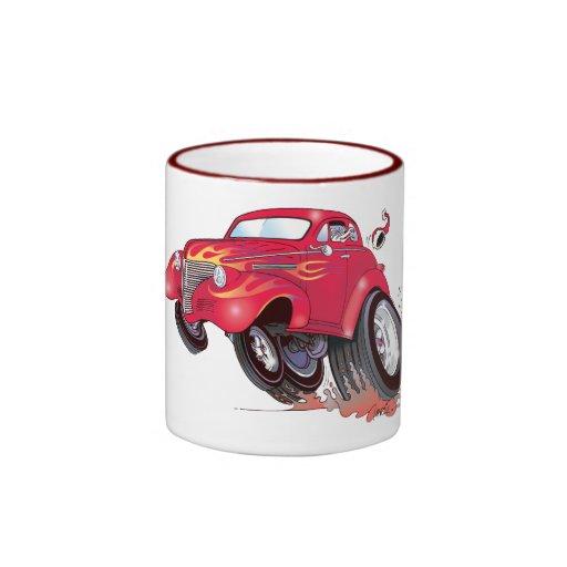 Taza de Chevy de Santa 39