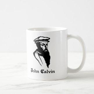 Taza de CHP Juan Calvino