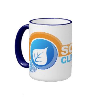 Taza de CleanTech de la fuente