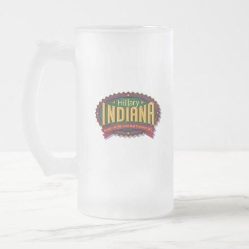 Taza de Clinton Indiana