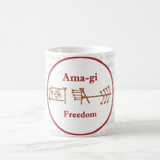 Taza de cobre 12 de Amagi