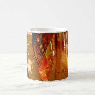 Taza de cobre de la bufanda del ónix
