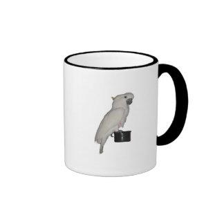Taza de Cofee del Cockatoo