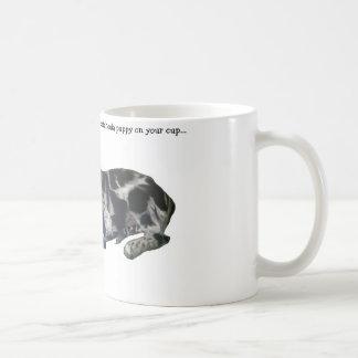 Taza de Coffe del perrito de Catahoula