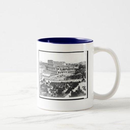 Taza de Colosseum 1890