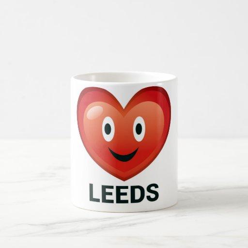 Taza de consumición de Leeds