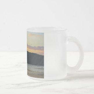 Taza de cristal de Fosted - lago