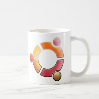 Taza de cristal de Ubuntu
