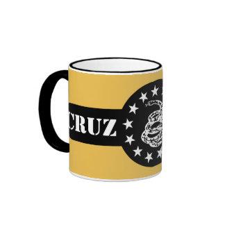 Taza de Cruz 2016 - Ted Cruz para el presidente