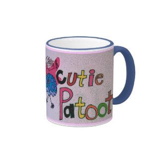 Taza de Cutie Patooti