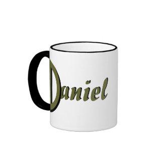 Taza de Daniel