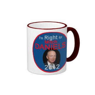 Taza de Daniels 2012