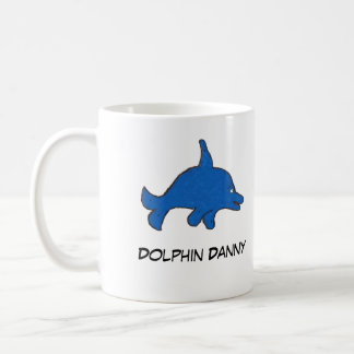 Taza de Danny del delfín