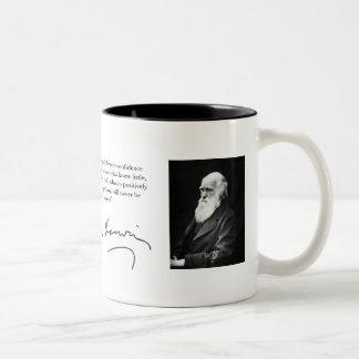 Taza de Darwin