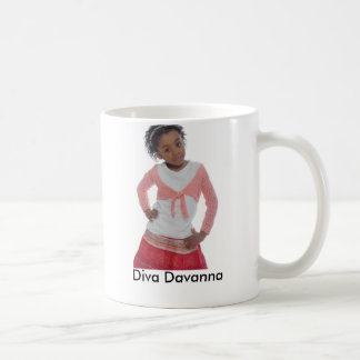 Taza de Davanna de la diva