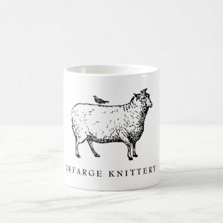 Taza de Defarge Knittery