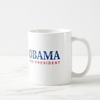 Taza de Demócrata Obama 2008