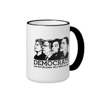 Taza de Demócratas