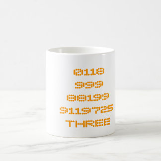 taza de descoloramiento 0118999881999119725THREE