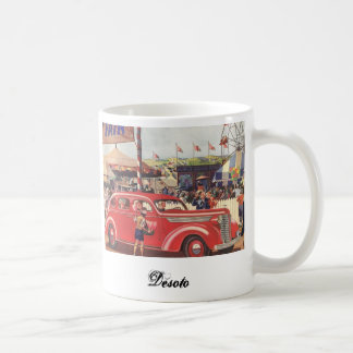 taza de Desoto de los años 40