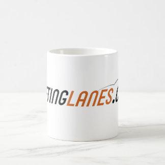 Taza de desplazamiento de Coffe del Lleno-Logotipo