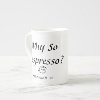 Taza de Despresso: ( Taza De Porcelana
