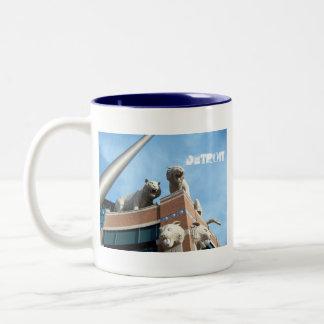 Taza de Detroit
