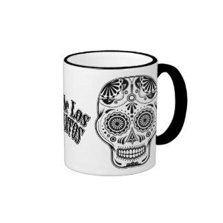 Taza de Dia de los Muertos