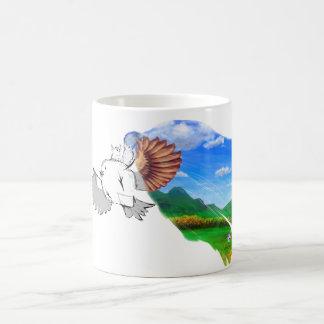 Taza de Disegnare IL Paesaggio