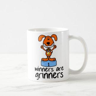 """Taza de Dogg los """"ganadores son Grinners"""""""